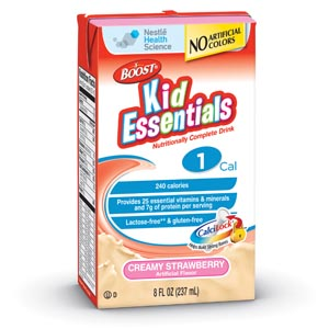 NESTLE BOOST KIDS ESSENTIALS : 33530000 CS $40.05 Stocked