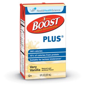 NESTLE BOOST PLUS : 4390093138 CS                       $33.15 Stocked