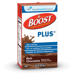 NESTLE BOOST PLUS : 4390093238 CS $33.15 Stocked