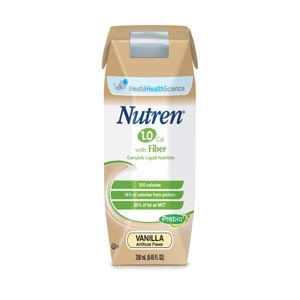 NESTLE NUTREN 1.0 FIBER WITH PREBIO™ : 9871616056 CS                       $24.67 Stocked