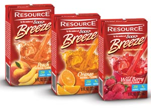 NESTLE RESOURCE BREEZE : 18600000 CS                 $38.16 Stocked