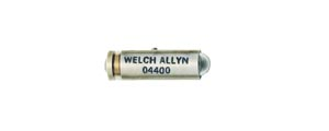 WELCH ALLYN REPLACEMENT LAMPS : 04400-U EA
