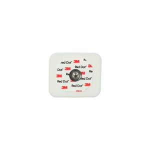 3M™ RED DOT™ MONITORING ELECTRODES WITH FOAM TAPE & STICKY GEL : 2560 BG $12.16 Stocked