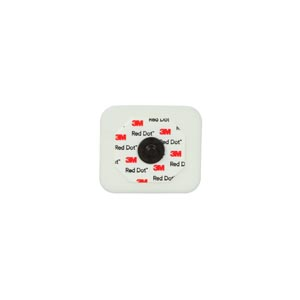 3M™ RED DOT™ MONITORING ELECTRODES WITH FOAM TAPE & STICKY GEL : 2570 CS  $255.58 Stocked