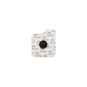 3M™ RED DOT™ REPOSITIONABLE MONITORING ELECTRODES : 2660-5 BG                   $1.32 Stocked
