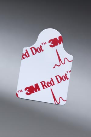 3M™ RED DOT™ RESTING MONITORING ELECTRODES : 9650 CS $217.27 Stocked
