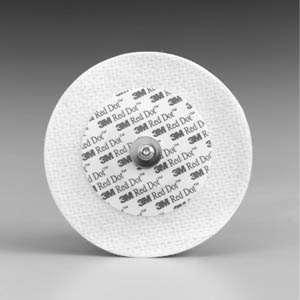 3M™ RED DOT™ SOFT CLOTH MONITORING ELECTRODES : 2255-50 BG $13.73 Stocked