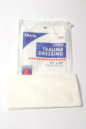 DUKAL TRAUMA DRESSING : 3050 EA                $1.78 Stocked