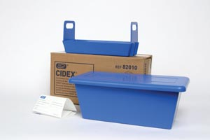 J&J/ASP UNIVERSALLY COMPATIBLE INSTRUMENT SOAK TRAYS : 82010 EA $92.31 Stocked
