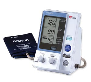 OMRON INTELLISENSE™ DIGITAL BLOOD PRESSURE MONITOR : HEM-907XL EA                  $785.63 Stocked