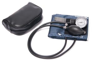 PRO ADVANTAGE PREMIUM POCKET ANEROID SPHYGMOMANOMETER : P548330 EA                 $18.50 Stocked