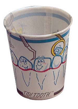 TIDI PAPER DRINKING CUP : 9221 BX $40.19 Stocked