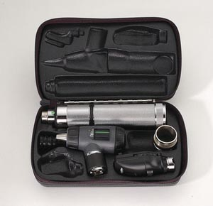 WELCH ALLYN 3.5V MACROVIEW OTOSCOPE/OPHTHALMOSCOPE SETS : 97100-M EA                       $710.20 Stocked
