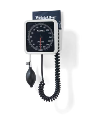 WELCH ALLYN 767 SERIES WALL & MOBILE ANEROIDS : 7670-01 EA $200.75 Stocked