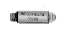 WELCH ALLYN REPLACEMENT LAMPS : 00200-U EA