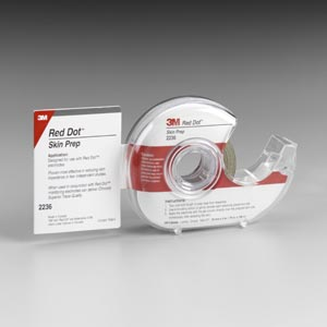3M™ RED DOT™ TRACE PREP : 2236 RL                  $17.24 Stocked
