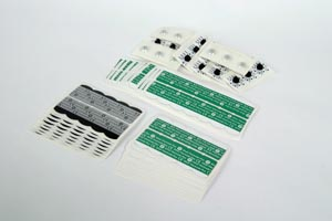 VYAIRE MEDICAL CARDIOLOGY ELECTRODES : 9623-810P PK   $7.27 Stocked