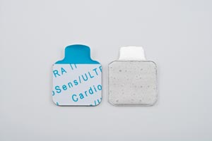 MORTARA BURDICK CARDIOSENS™ DISPOSABLE ELECTRODES : 047029 BX