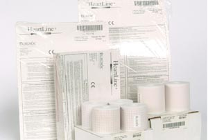 MORTARA BURDICK HEARTLINE THERMAL PAPER : 007868 PD      $23.98 Stocked