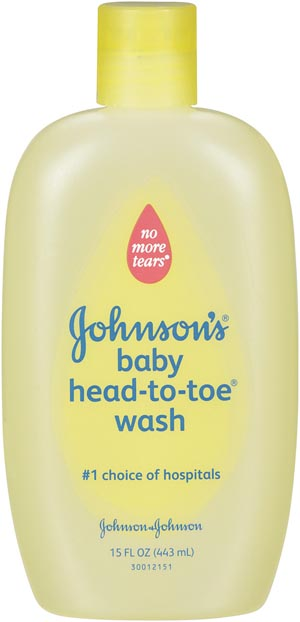 Product Description. Gentle enough for newborns and good for the whole family, JOHNSON'S® HEAD-TO-TOE® Wash &Shampoo helps make bath time bonding time with your baby.