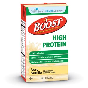 NESTLE BOOST HIGH PROTEIN DRINK : 4390094139 CS $32.84 Stocked
