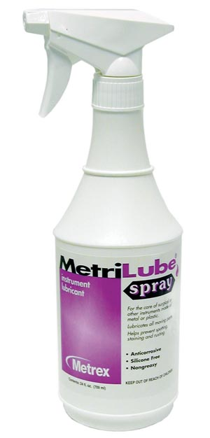 METREX METRILUBE™ INSTRUMENT LUBRICANT : 10-3425 CS $107.64 Stocked