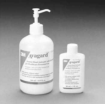 3M™ AVAGARD™ D INSTANT HAND ANTISEPTIC : 9221 EA       $2.72 Stocked