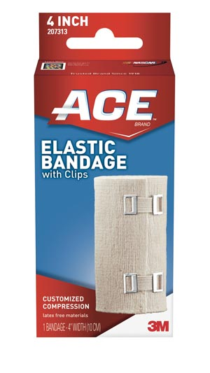 3M™ ACE™ BRAND ELASTIC BANDAGES : 207313 CS
