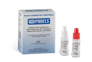PTS DIAGNOSTICS CARDIOCHEK™ CONTROLS : 0721 EA $44.90 Stocked