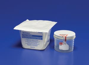 COVIDIEN/MEDICAL SUPPLIES PRECISION LATEX-FREE SPECIMEN CONTAINERS : 17099 CS $23.62 Stocked