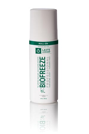 HYGENIC/PERFORMANCE HEALTH BIOFREEZE PROFESSIONAL TOPICAL PAIN RELIEVER : 13416 EA                       $7.57 Stocked