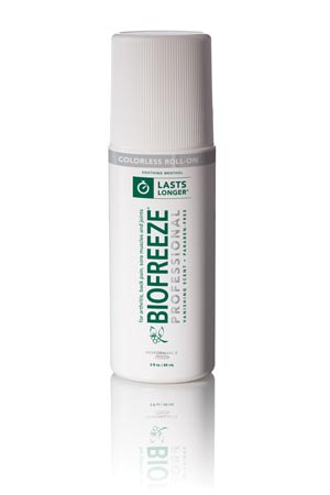 HYGENIC/PERFORMANCE HEALTH BIOFREEZE PROFESSIONAL TOPICAL PAIN RELIEVER : 13419 EA                       $7.57 Stocked