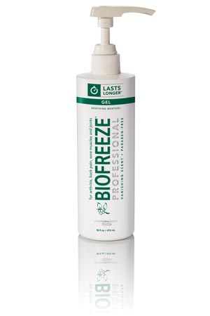 HYGENIC/PERFORMANCE HEALTH BIOFREEZE PROFESSIONAL TOPICAL PAIN RELIEVER : 13425 EA                      $28.09 Stocked