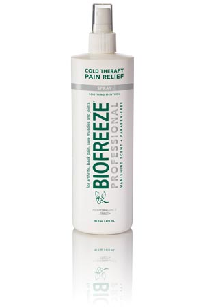 HYGENIC/PERFORMANCE HEALTH BIOFREEZE PROFESSIONAL TOPICAL PAIN RELIEVER : 13427 CS                 $510.82 Stocked