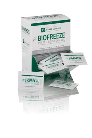 HYGENIC/PERFORMANCE HEALTH BIOFREEZE PROFESSIONAL TOPICAL PAIN RELIEVER : 13440 CS                    $321.29 Stocked