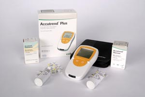 ROCHE ACCUTREND PRODUCTS : 05219957001 EA                 $118.59 Stocked
