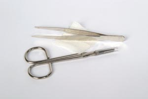 MEDICAL ACTION GENT-L-KARE STERILE SUTURE REMOVAL KITS : 4131 CS                       $53.95 Stocked