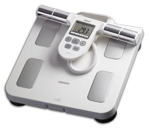 OMRON FULL BODY SENSOR BODY COMPOSITION MONITOR WITH SCALE : HBF-510W EA $76.10 Stocked