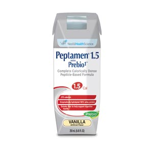 NESTLE PEPTAMEN 1.5 WITH PREBIO1™ : 4390034958 CS                       $213.48 Stocked