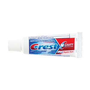 P&G DURACELL CREST CAVITY PROTECTION TOOTHPASTE : 30501 CS                       $72.41 Stocked