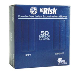 TIDI TIDISHIELD™ LATEX SPECIALTY EXAM GLOVES : 932483-1 BX $61.39 Stocked