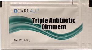 NEW WORLD IMPORTS CAREALL TRIPLE ANTIBIOTIC : TAOP9 BX $11.74 Stocked