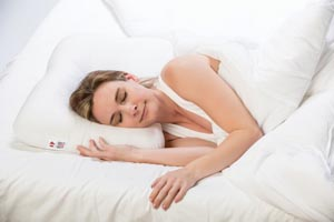 CORE PRODUCTS TRI-CORE CERVICAL SUPPORT PILLOW : FIB-200 EA                       $28.71 Stocked