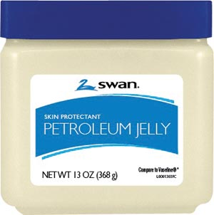 CUMBERLAND SWAN PETROLEUM JELLY : 1000001985 EA                 $2.82 Stocked