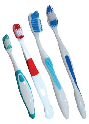 MYDENT DEFEND TOOTHBRUSHES : TB-2500 BX                       $23.34 Stocked