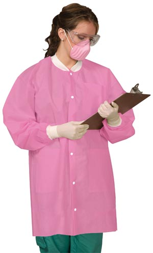 MYDENT DEFEND+PLUS JACKETS & LAB COATS : SG-3660LPL CS $91.33 Stocked