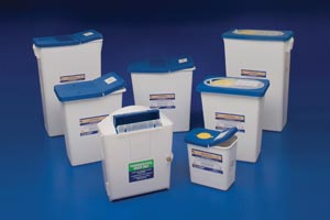 CARDINAL HEALTH PHARMASAFETY SHARPS DISPOSAL CONTAINERS : 8820 EA $8.78 Stocked