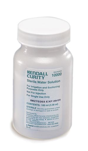 CARDINAL HEALTH STERILE IRRIGATING SOLUTIONS : 1024- CS $34.13 Stocked