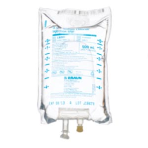 B BRAUN SODIUM CHLORIDE INJECTIONS USP : L8051 CS