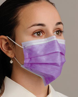 MYDENT DEFEND DUAL FIT EARLOOP FACE MASKS : MK-1266 BX $6.13 Stocked